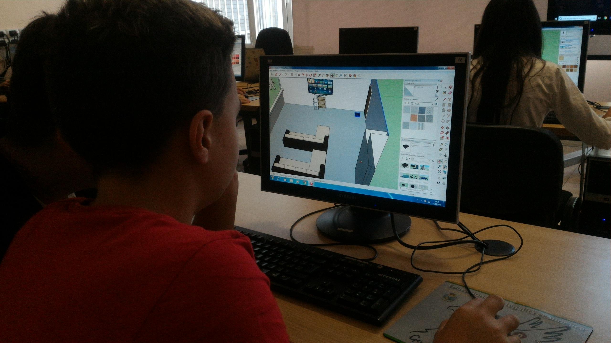 Progettazione 3D con Sketchup