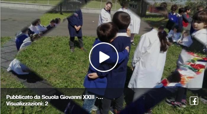 """VIDEO – Progetto """"Il calcio e i giovani"""" – Plesso Campolimpido"""