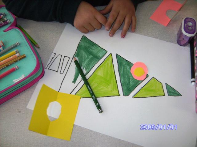Kandinsky, Mondrian e Tullet in 1C Primaria
